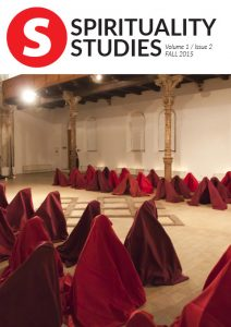 Volume 1 Issue 2 Fall 2015